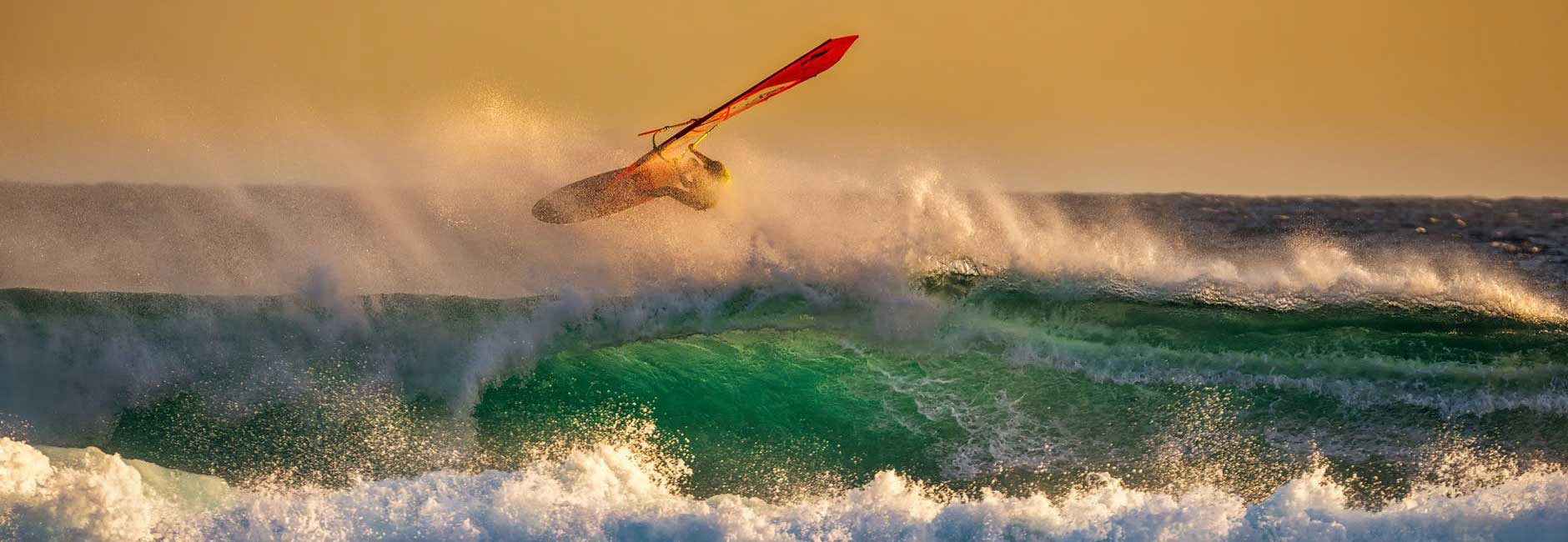 beach - sail